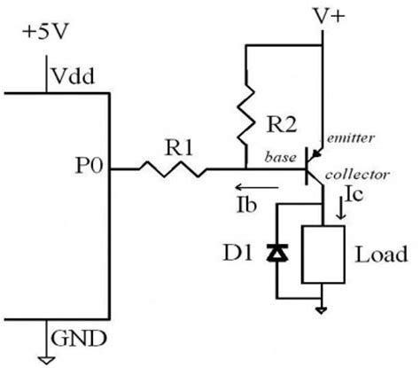 pnp transistor circuit diagram pnp transistor switch circuit diagram mosfet switch circuit diagram wiring diagram odicis org