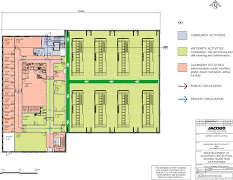 fire department floor plans guildford dragon news the guildford dragon