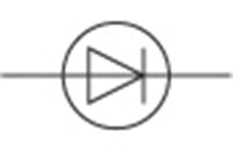 what is a diode ks3 gcse bitesize circuit symbols