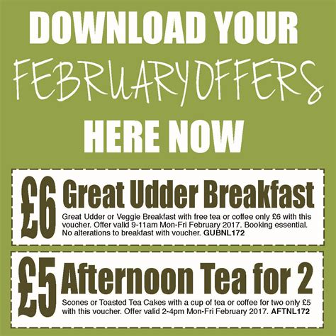 Great Offers For You 2 by The Udder Farm Shop Great Tasting Food Affordable
