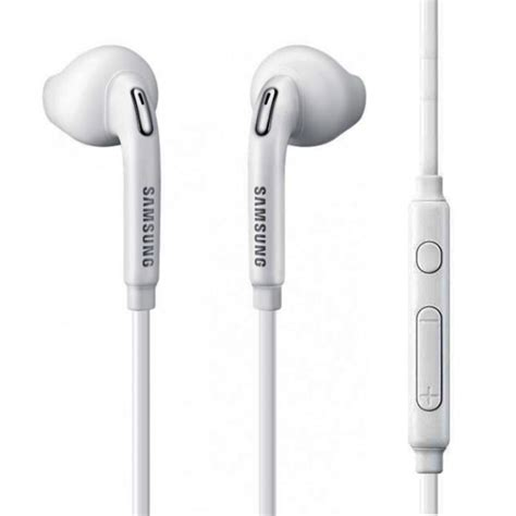 Earphone Samsung Galaxy Official Samsung Galaxy S6 Earphones With In Line Controls