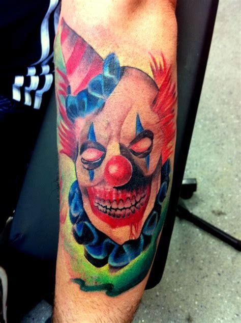 tattoo 3d clown 3d killer clown tattoo for men and women