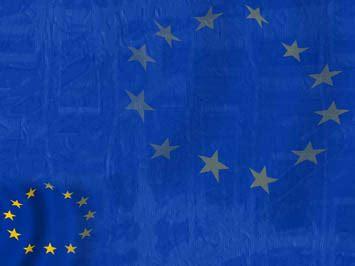 european union flag  powerpoint templates