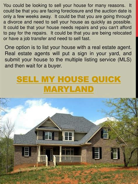 can you buy a house while going through divorce ppt we buy houses maryland powerpoint presentation id 7490106