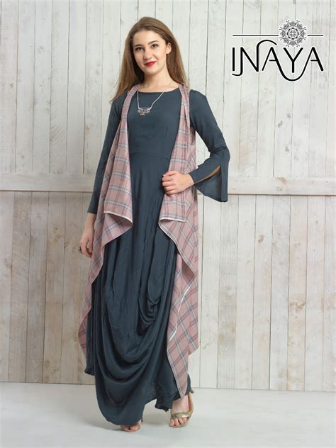 K20 Dress designer kurti inaya by studio libas k20