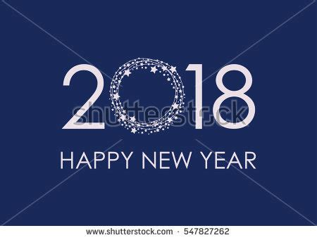 for new year new year 2018 stock images royalty free images vectors