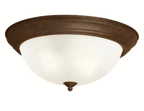 kichler 8110tz flush mount ceiling fixture