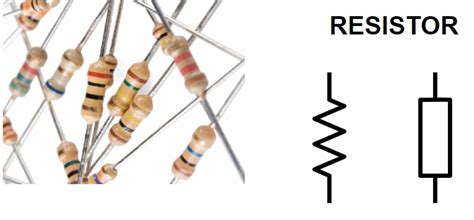 basic electronics components resistors basic electronic components and test equipment