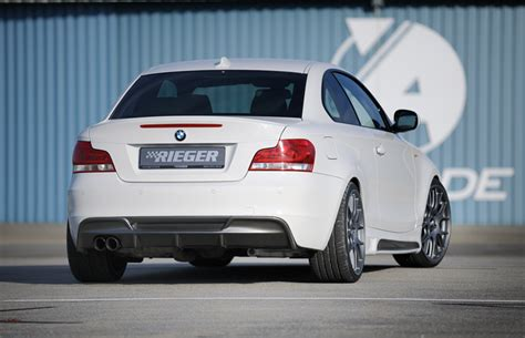 Bmw 1er Coupe Facelift by Rieger Facelift F 252 R Das Bmw 1er Coup 233 Motor Sport Direct