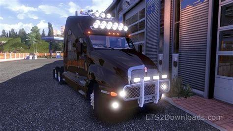 t2000 kenworth truck parts kenworth t2000 v1 1 euro truck simulator 2 mods