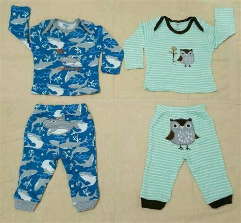 Sale Setelan Bayi Carters Bird jual sale setelan baju bayi piyama carters 6 month