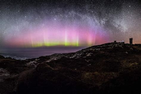 Donegal S Skies Chasing The Northern Lights