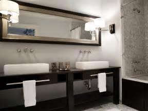black and white bathroom designs hgtv best ideas about bathrooms