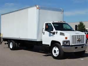 Chevrolet Commercial Truck 2007 Chevrolet C Series Kodiak C7500 Commercial Cargo