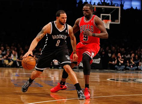 Nba Series 21 Deron Williams nba playoffs 2013 chicago bulls even series with nets with 2 victory recap