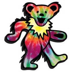 grateful dead bear funky chunky magnet aquarius