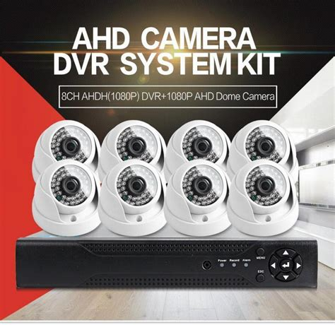 Dvr 4ch Ahd 2 0mp By Tokohdcctv new hd 1080p 8ch 2 0mp cctv surveillance system ahd