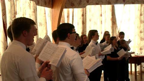Regis Nursing Home by Bognor Regis Springfield Choir Performs At Two Nursing Homes