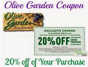 olive gardens new coupon printable coupons