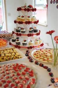Buffet Table Food Display Ideas Buffet Table Entertaining The Buffet