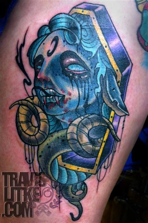 travis litke color pictures to pin on pinterest tattooskid