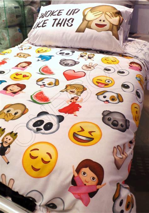 Walmart Duvet Covers Queen Emoji Comforter On The Hunt