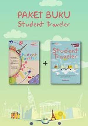 paket buku student traveler penebar swadaya