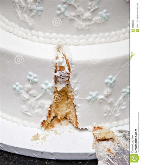Serve Wedding Cake And by Serving Wedding Cake Stock Photo Image Of Reception