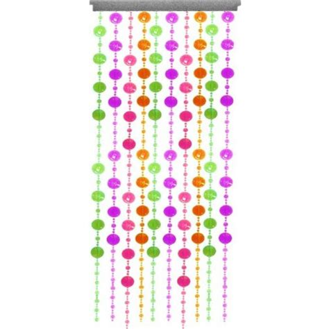 blacklight beaded curtains geekshive beaded curtain blacklight reactive multi