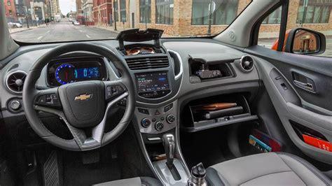 chevrolet trax interior 2016 chevrolet trax interior the news wheel