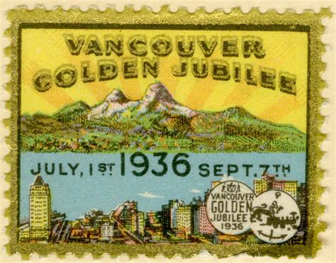 vancouver golden jubilee society records authenticity