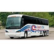 Norwegian Passagerer I Bus Til New York  CHECK INdk