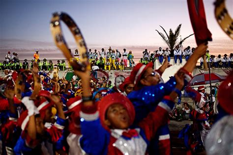 cape minstrels carnival postponed voice of the cape