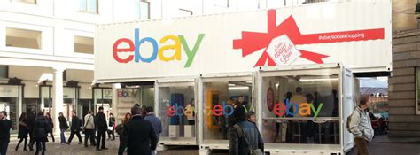 ebay store ebay s london pop up shop a vision of social commerce