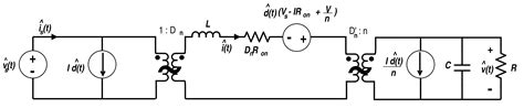 ac equivalent circuit modelling