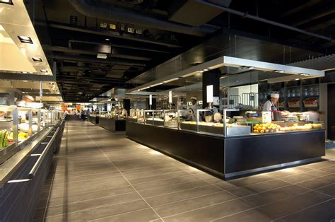 food court restaurant design eating in amsterdam the amazing food court at de