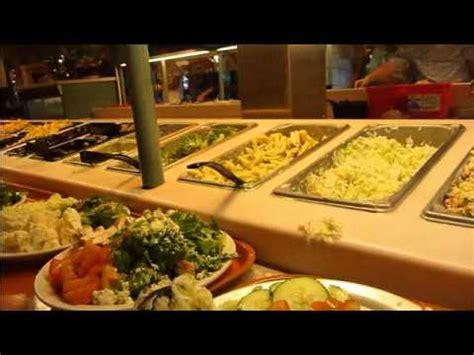 july 6 2011 sweet tomatoes salad bar buffet youtube