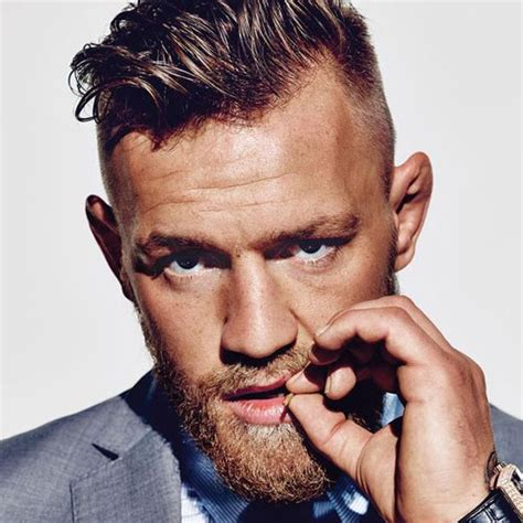 conor mcgregor hair the conor mcgregor haircut men s hairstyles haircuts 2017