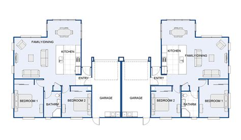 Plan Of Duplex by Selby Duplex New House Plan And Design Wellington