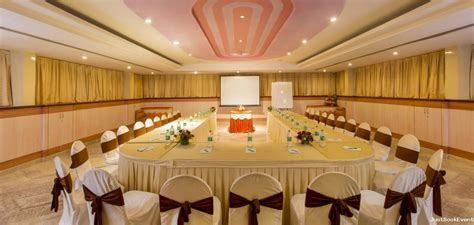 banquette hall justbookevent banquet hall by hotel pai comfort