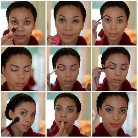 natural face makeup tutorial 16 easy pretty graduation makeup tutorials