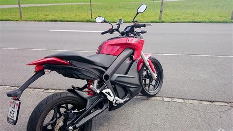 Elektromotorrad Zero Sr by Probefahrt Zero Sr Ein Elektro Motorrad Motourer De