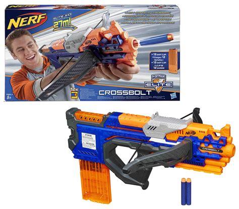 Nerf N Strike Crossbolt nerf n strike elite crossbolt blaster a9317