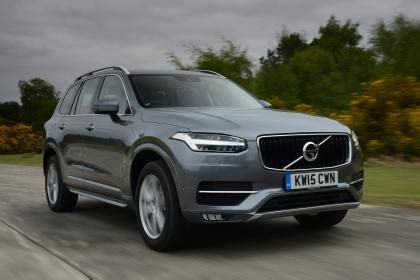volvo xc90 review | auto express