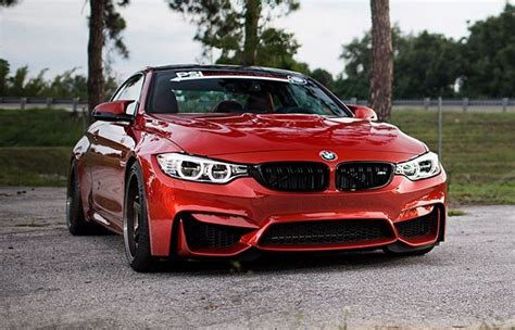 red bmw m4 bmw m4 by psi bmw car tuning