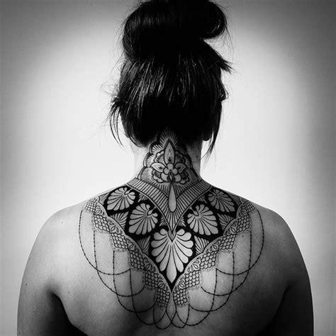 geometric tattoo artist san francisco blackwork and dotwork custom tattoo specialists located in