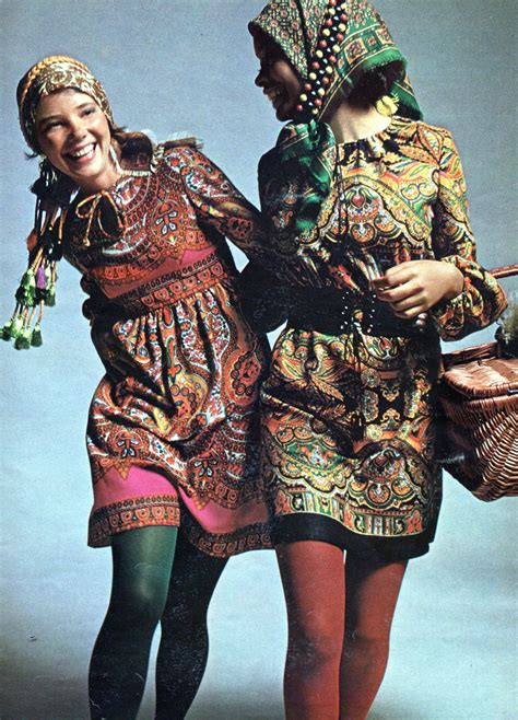 photos from the 70s musings from marilyn 187 seventeen magazine s boho peasant