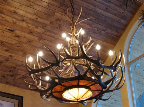 How To Build Antler Chandelier The Peak Antler Company Photos