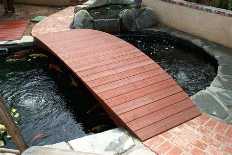 decorative garden bridges simple rope bridges wood rope