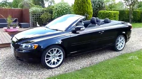 volvo c70 2007 review review of 2007 volvo c70 2 4 sport se convertible